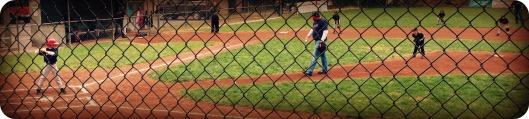 baseball header