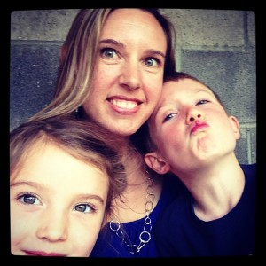Being a mom to these goofy kids is one of my greatest joys in life.